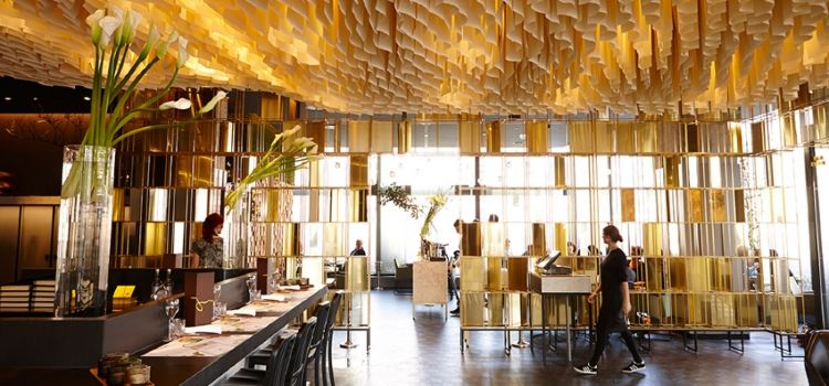 Restaurant Joelia by Mario Ridder