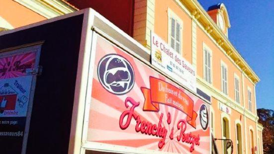 Le Frenchy's Burger du Chalet des Saveurs