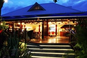 Pirogue Restaurant & Bar