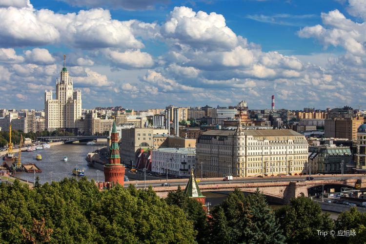 Moscow River2