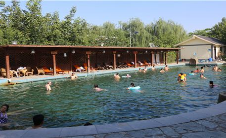 Weishui Yangyuan Hot Springs Water Park