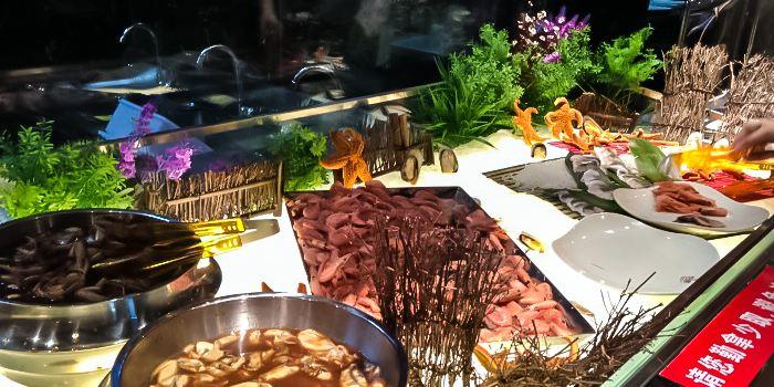 佰燒海鮮烤肉自助(世茂國際廣場店)2