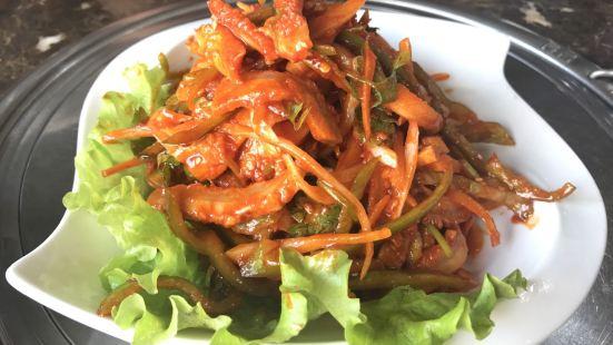 小炭爐韓式烤肉