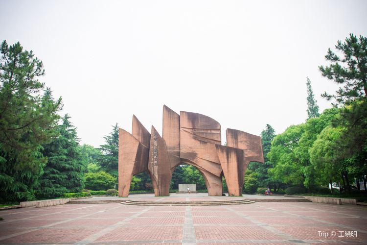 Hangzhou Liberates Monument