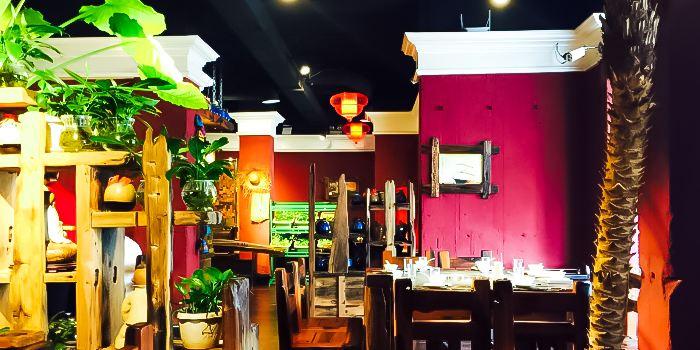 大匠工房古船木藝術餐廳1