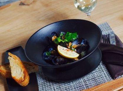 Restaurant: Mussels Sochi
