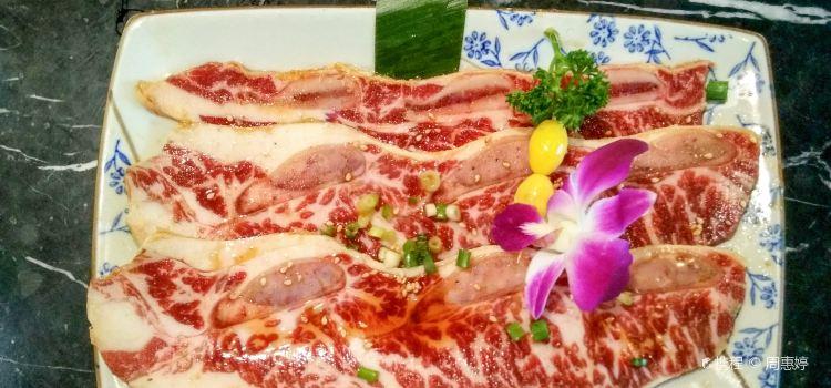 夢山水日式烤肉(五四廣場店)1