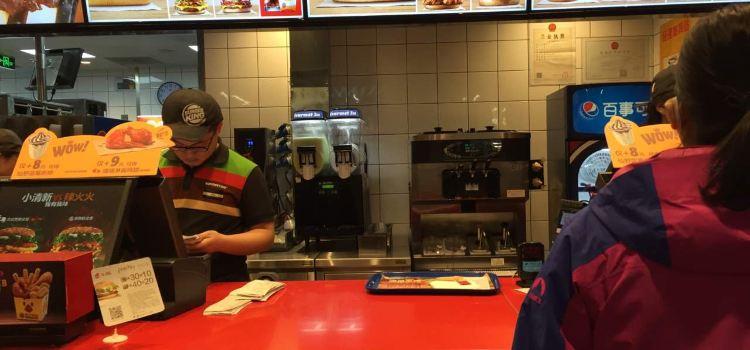 漢堡王(北美N1店)1