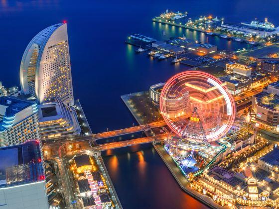 橫濱港未來21