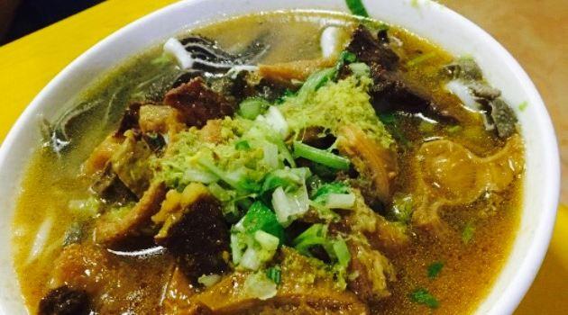 源新牛肉粿條(奎元店)