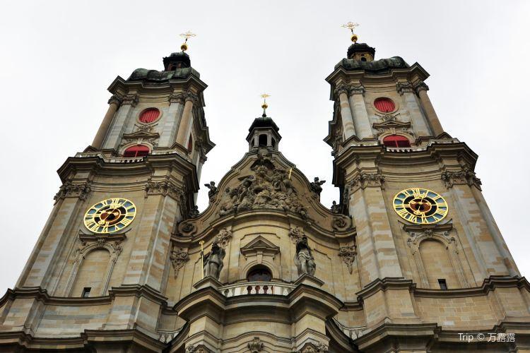 Convent of St.Gallen1