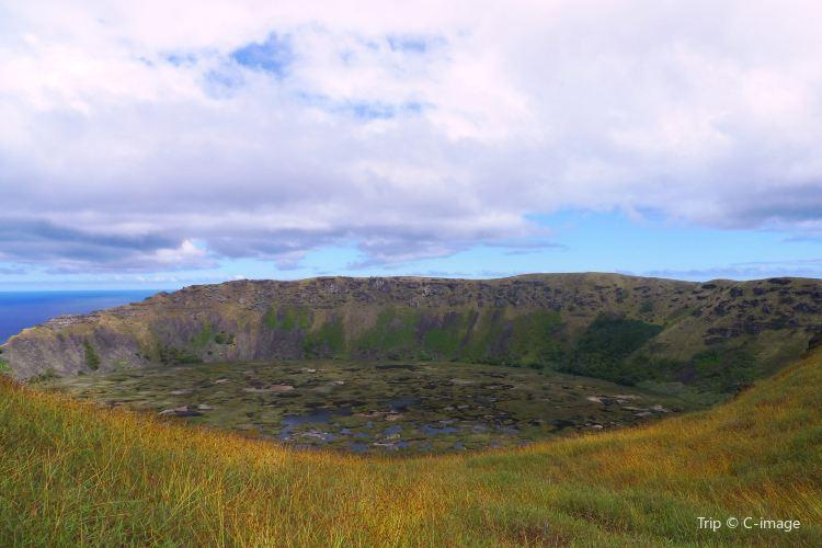 拉諾廓火山2