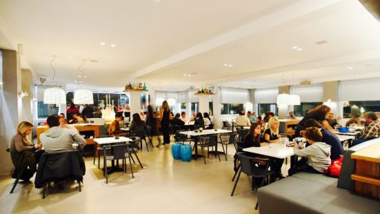 Barcode Cafe Restaurant