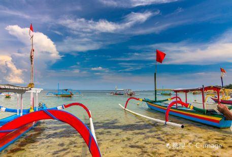 金巴蘭海灘