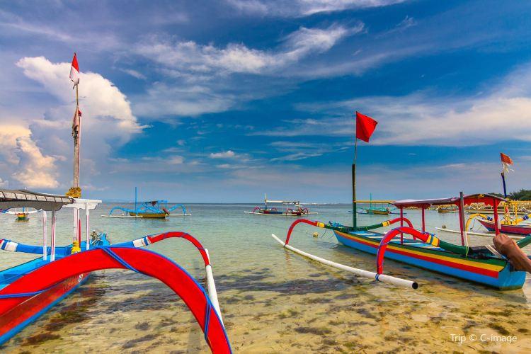 金巴蘭海灘1