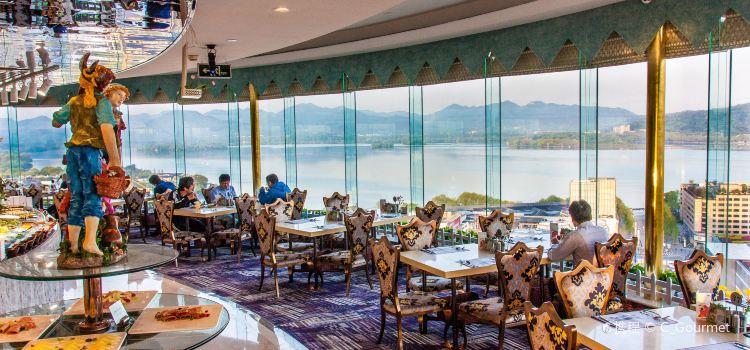 友好飯店西湖旋轉餐廳3