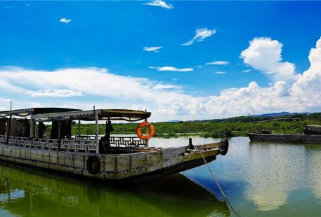 Colorful Beiqiu Bay