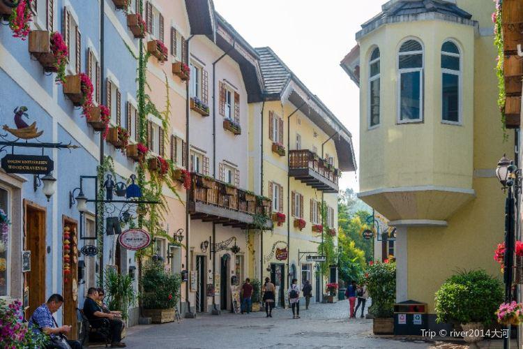 Hallstatt Town1
