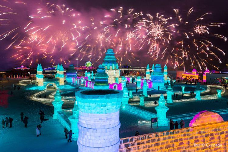 Harbin Ice and Snow World2