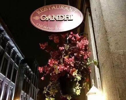 Restaurant Gandhi3