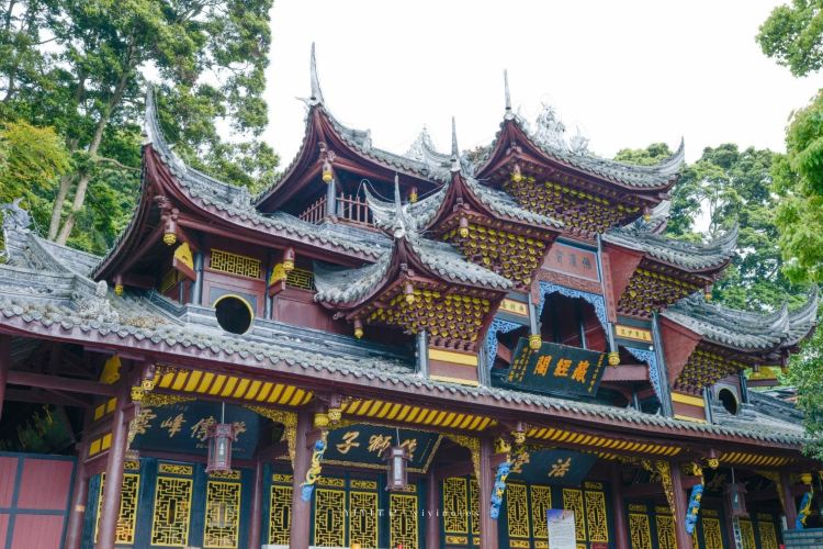 Yunfeng Temple2
