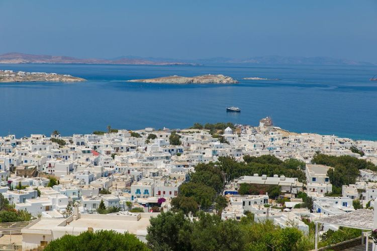 Platis Gialos海灘1