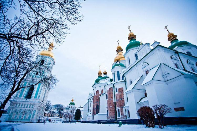 基輔聖索菲亞教堂4