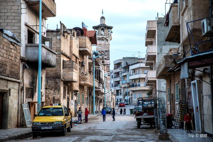 哈馬古城1