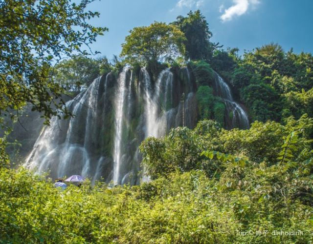 Sandieling Waterfall1