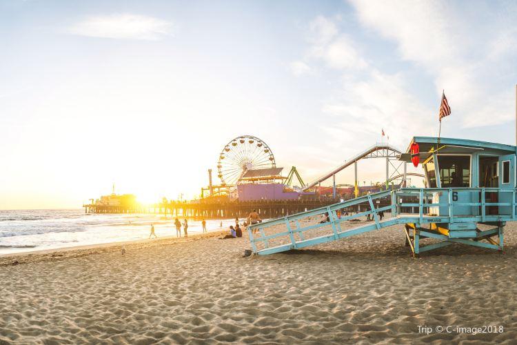 Santa Monica Pier2