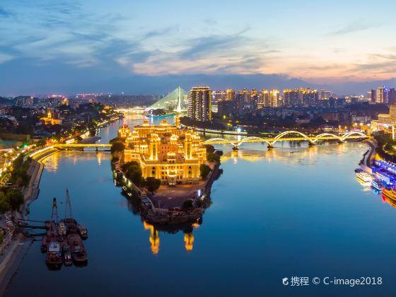 Zhongzhou Island