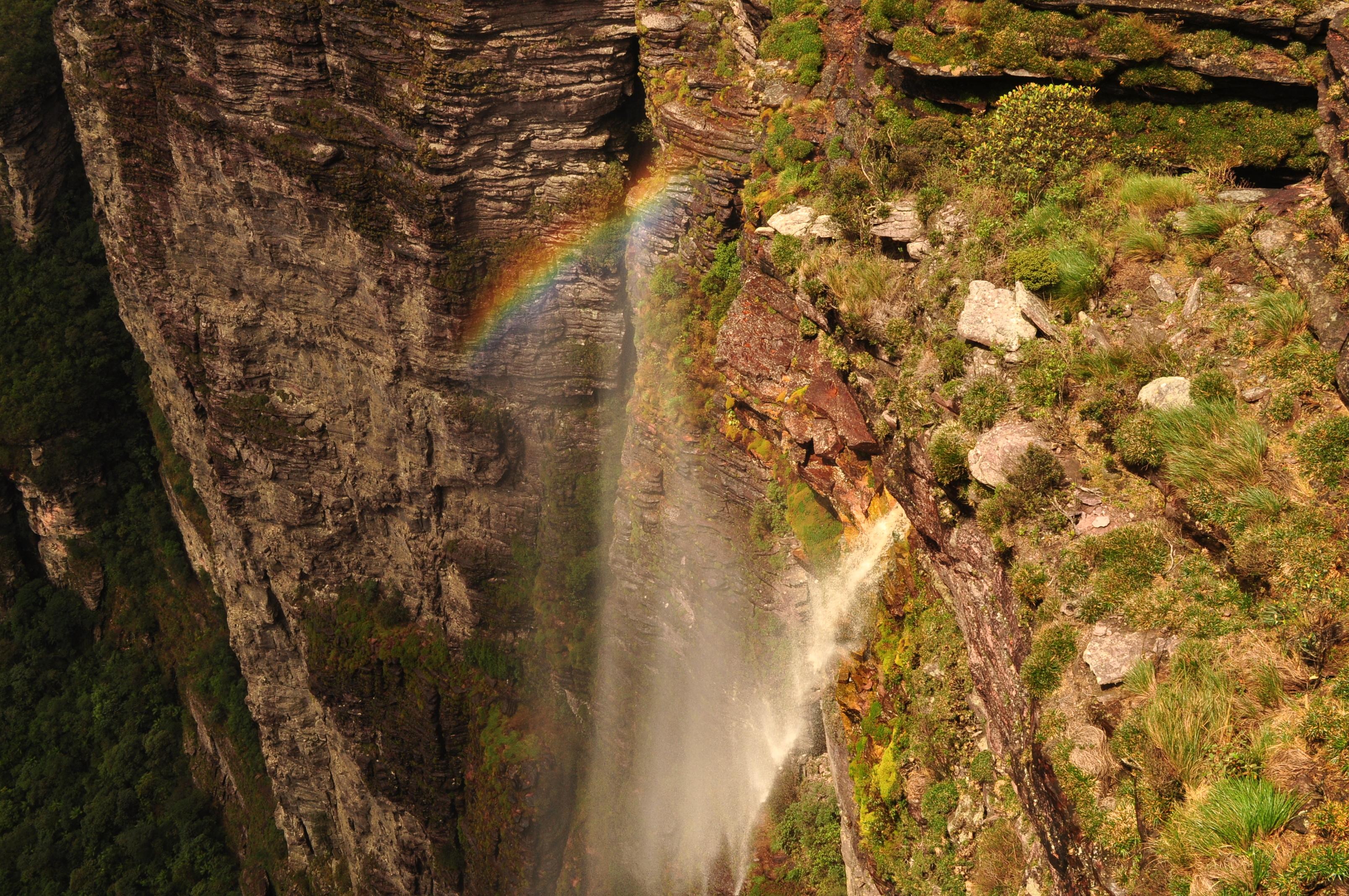 Waterfall Smoke (Fumaça Waterfall)