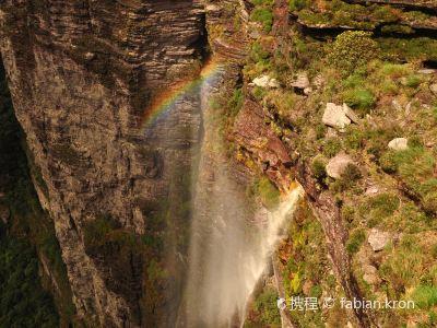 Waterfall Smoke