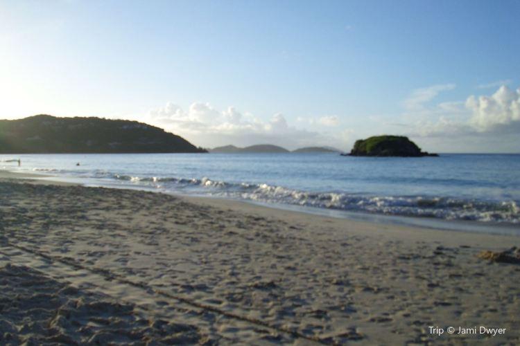 Cinnamon Bay Beach2
