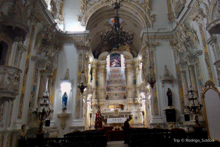 산타 크루즈 교회3