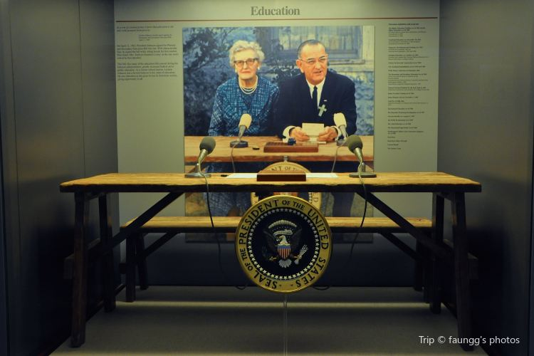 Lyndon B. Johnson National Historical Park4