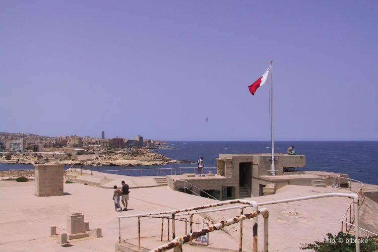 Fort St Elmo2