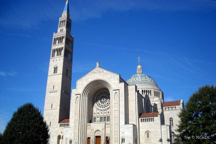 聖母無玷始胎國家朝聖地聖殿4