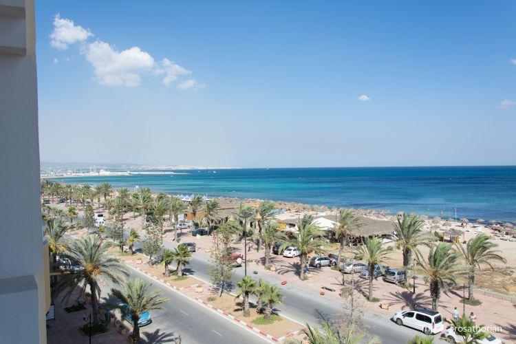 Hammamet Beach