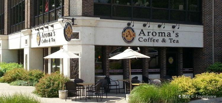 Aroma's Coffee & Tea - Bayview1