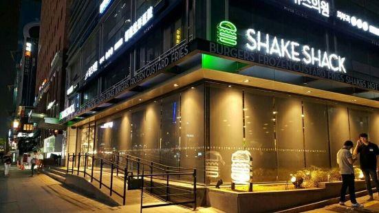 Shake Shack Gangnam