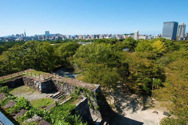 福岡城遺址4