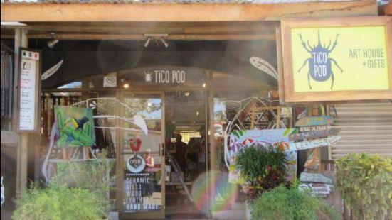 Tico Pod Art House & Gifts