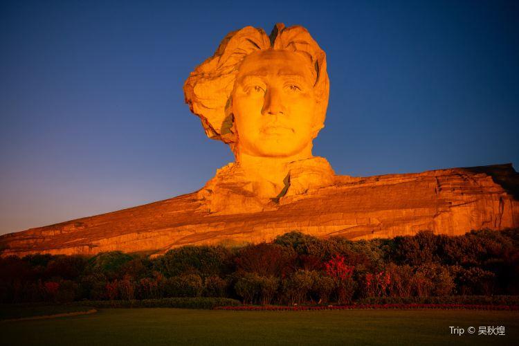 Mao Zedong Youth Art Sculpture1