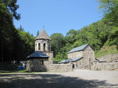 Green (Mtsvane) Monastery