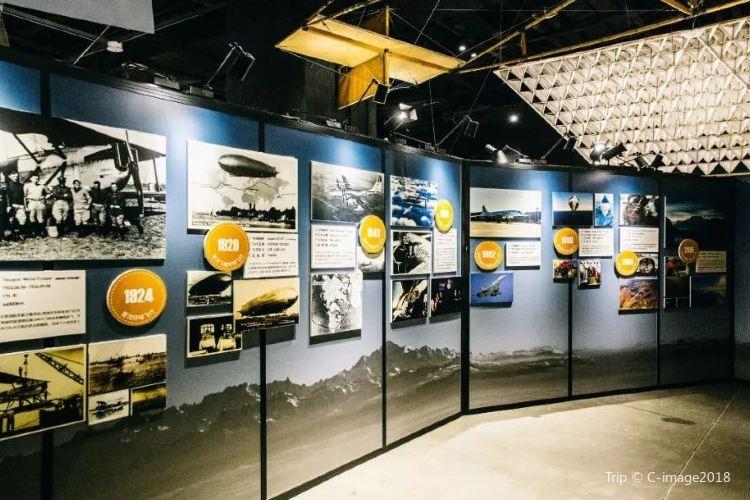 Lichaohangkong Museum4