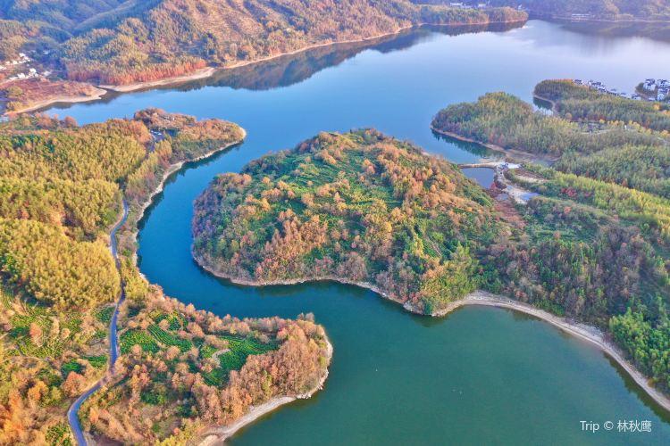黃山黟縣奇墅湖1