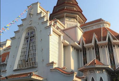 Les Peres Redemptoristes church