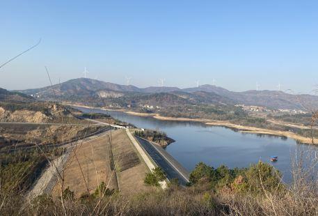 仙人壩水庫