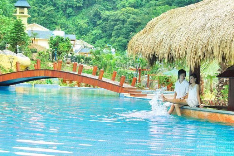 Panlongxia Ecological Tourism Zone